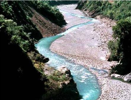 我們如何看待溪流與疏浚?