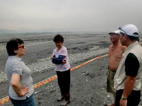 力促以災民為主體的重建政策–專訪海棠文教基金會執行長陸宛蘋