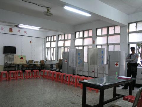 勤和村:不投票的無聲抗議