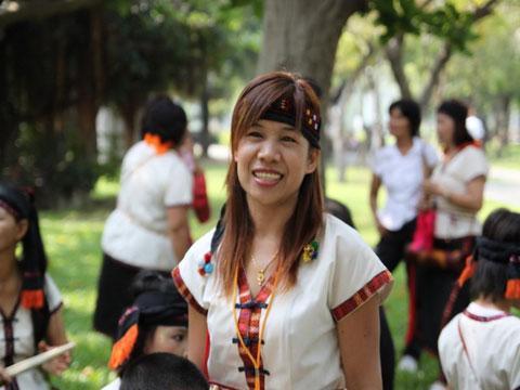 自力救災與重建-專訪甲仙大田社區發展協會總幹事張琪