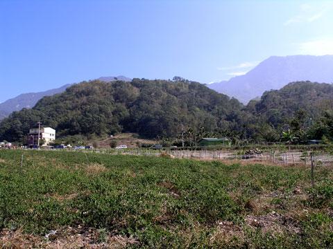 勤和村民自尋中繼安置地─營建署評估:安全