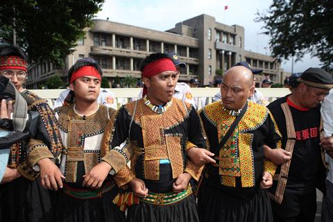 看見希望:八八災後原住民族自主重建組織概況