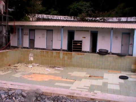 金崙溫泉嚴重受損,何時恢復?