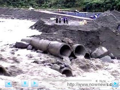 桃源鄉大雨斷路,面對汛期,政府開始準備了嗎?