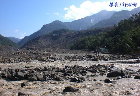 政府[小林村致災報告]結果出爐─超大雨所致 非越域引水引起