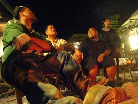 三地門自救會:「做中學」,才是部落最好的媒人。