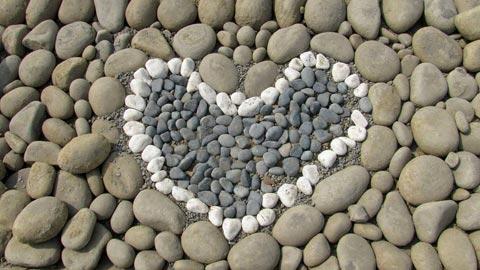 「石頭」的告白─可以沉默的走過嗎?