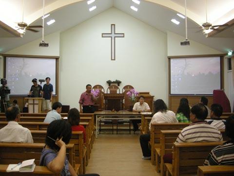 大愛生活系列(10) 桃源鄉以部落會議模式,推舉大愛管委會委員