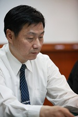 慈濟北區人醫會總幹事芳芳呂芳川