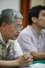 中華民國紅十字會總會祕書長魁魁陳世魁