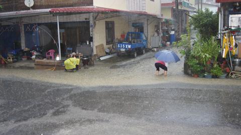 大雨大雨一直下(2):公部門與民間─計畫與現實之間的差距