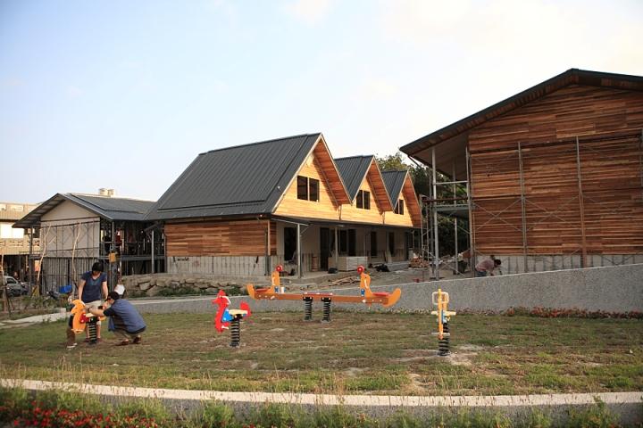 莫拉克週年專題─永久屋系列(3):重建是門必修課