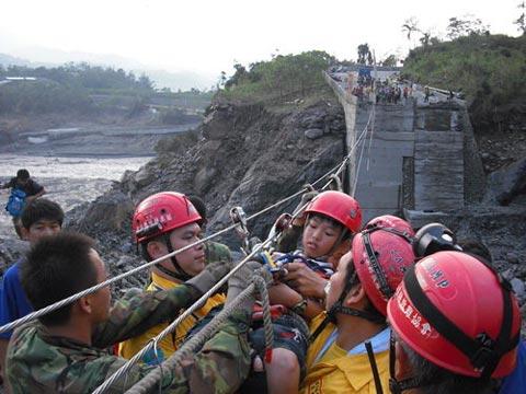 我們如何共同避難(2)六龜「飛鷹大隊」理事長陳明華