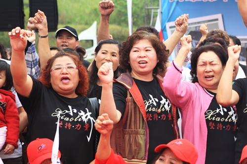 馬英九:任期內重建小林二村