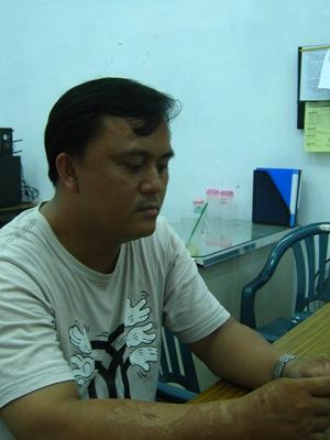 社造員Kulala,六年前回到部落後,與妻子四處參加研習課程,從不清楚如何寫計畫書,到現在已可以清楚針對部落特色向政府提出計畫