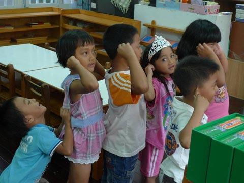風災後:老師,我們的同學都去哪裡了?