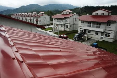日安社區甫成立就遇上凡那比、梅姬颱風考驗。居民表示,社區在兩次風災中排水狀況都還不錯,沒有積水發生,目前居民最關心的就是政府承諾的補助金究竟何時會發放,以及社區管理委員會是否能順利運作