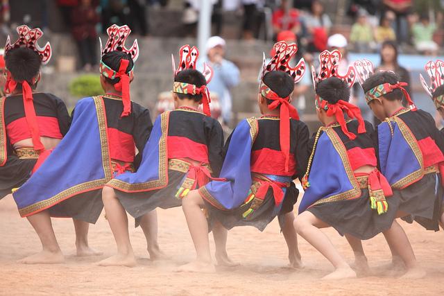 部落教育:肯定自己,才是一個完整的文化個體教育養成。