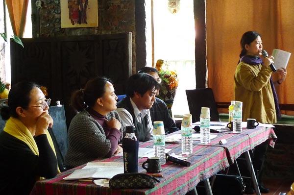 山林小學(2)部落教育:文化是在生活裡面來實踐。