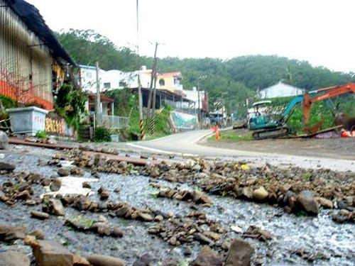 「土石流不會往上流」-中間路下部落籲政府重新評估