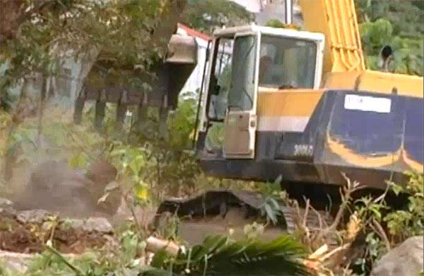 嘉蘭報告56-嘉蘭原鄉重建的土地爭議(八)/怪手開進東側基地……