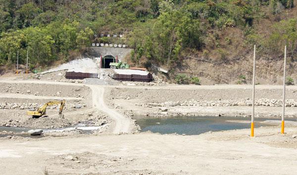 越域引水是否準備復工?