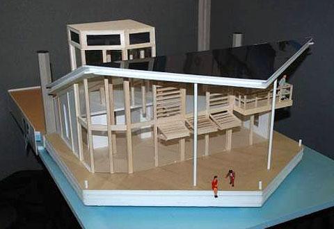 極端氣候下的生存 「水上浮動屋」屏縣亮相