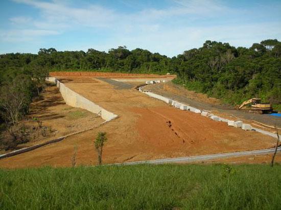 舊高士永久屋基地復工 第二期仍待NGO援建