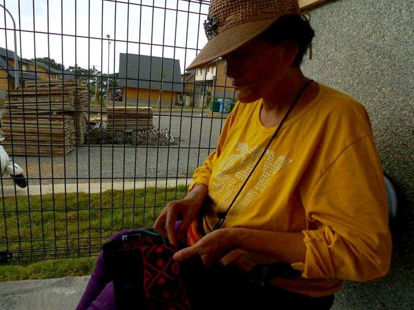 禮納里部落 (9)紥芭蒂細:每天都會想以前那個房子
