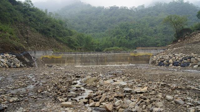 雨季來了(2)防砂壩為何成了噴水池