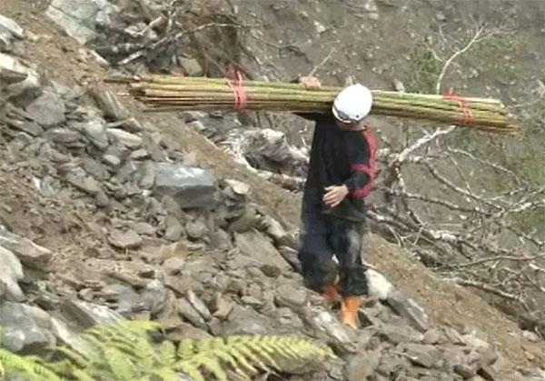 嘉蘭報告68-70堰塞湖造林