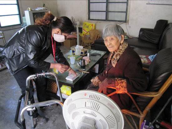 「照顧服務」需求大 受災社區產業新選項