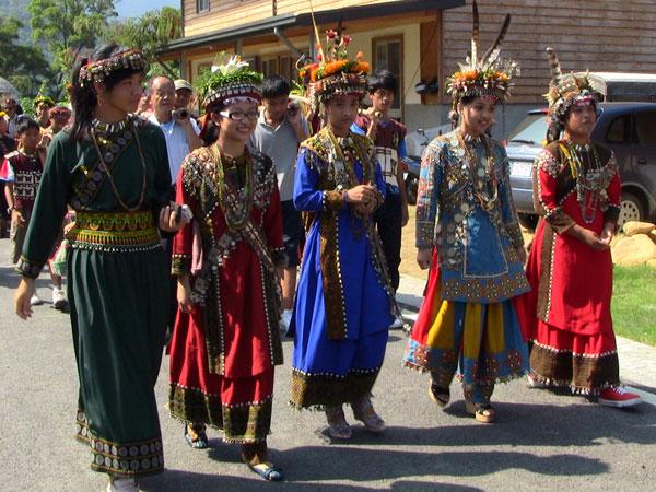 禮納里部落(17)在禮納里繼續傳承 達瓦蘭成年禮