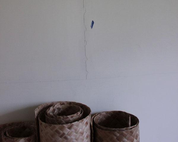 禮納里系列(18)漏水的普羅旺斯:滲漏和龜裂的永久屋