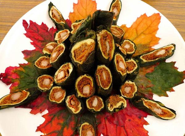 食物與小農(7)祈納福:傳統美食把福氣納進來!