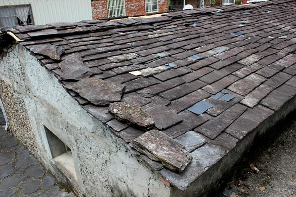 回大社,重建石板屋,一定要這麼難?