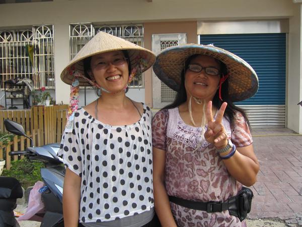 從以淚洗面到社區志工─小林社區媽媽之感觸