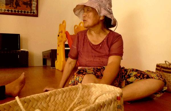 好茶部落:尤鶯香與她的Sali