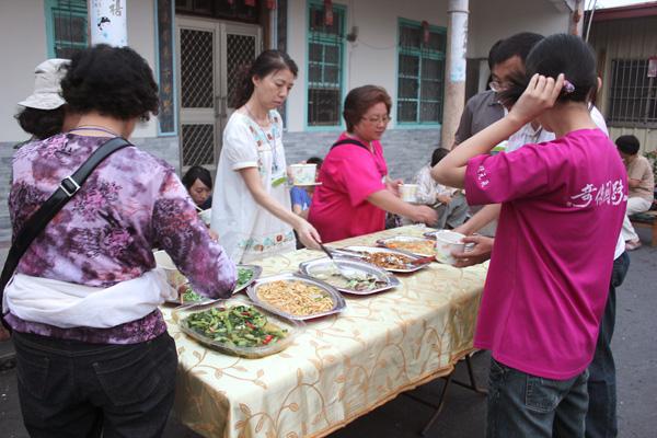 農村接待家庭─新豐社區以社造帶動觀光