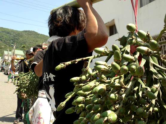 部落青年意識抬頭,大鳥部落重拾傳統訂婚儀式