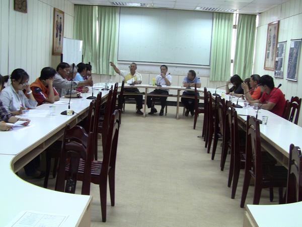 一場會議揭露的原鄉重建課題