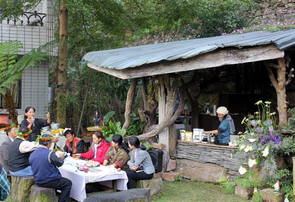 相助部落小展覽,看看我們的人、咖啡、空氣!