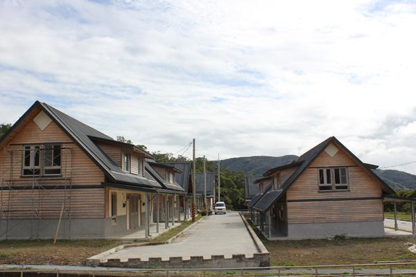 [集體遷村方案]不是[遷村]?中間路部落半數居民無法核配永久屋