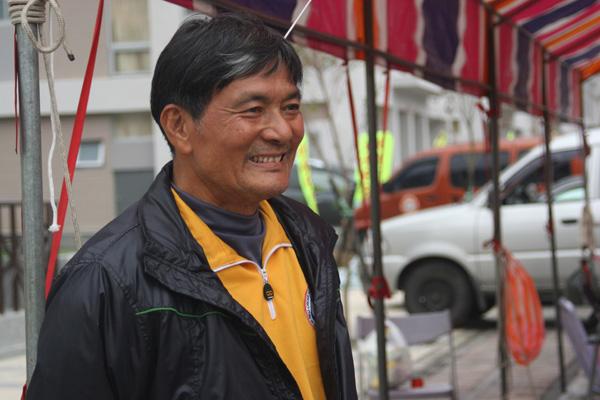 杉林生活,兩代同堂:專訪小林村民徐大林