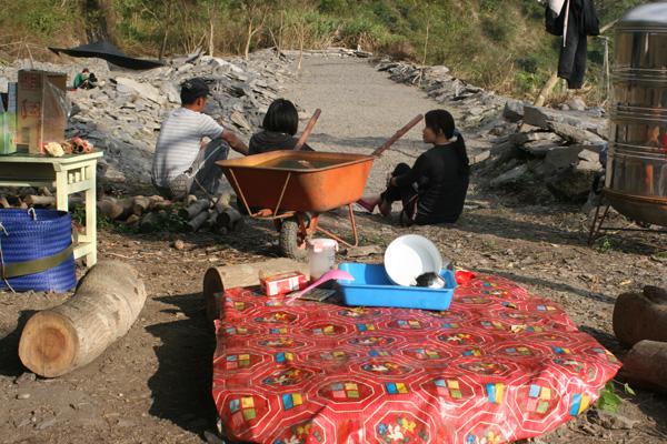 回到山上耕作:大社舊部落的日常生活