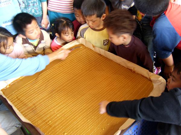 五里埔山豬認證天然手工好黑糖 ─新小林邁向友善環境的領頭羊
