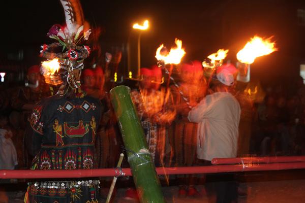 「這個部落是有青年的」:佳暮部落營火晚會