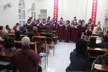 IMG_4997來吉長老教會聖歌隊也受邀前來以聖詩祝賀