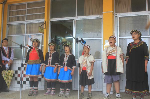 寶山國小返校復課,部落盼未來有更多小孩