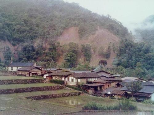 來吉村1鄰照民國70年